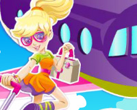 Polly Pocket Airplane