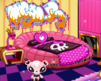 Decorate Punk Girl's Room