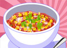 Vegetarian Chili Cooking Game