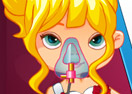 Baby Rapunzel Flu Care