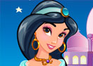 Princess Jasmin Makeover