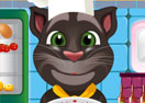 Talking Tom Cooking Class