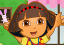 Dora Beauty Makeover