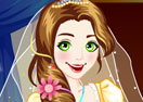 Wedding Rapunzel Dress Up