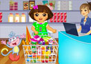 Dora Prepare For Picnic