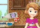 Sofia The First Washing Dishes