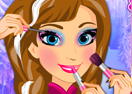 Anna Frozen Makeup School