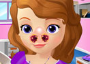 Sofia The First Nose Doctor