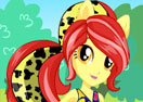 Apple Bloom Dress Up