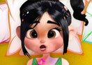 Injured Vanellope