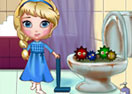 Elsa Clean Bathroom