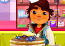 Subway Surfers New Year Pancakes