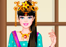 Barbie Chinese Princess Dressup
