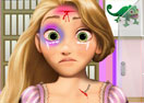 Rapunzel Head Injury