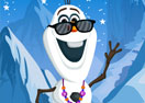 Frozen Olaf Fix and Dress