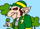St Patrics Day Online Coloring