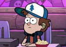 Gravity Falls Spot the Numbers