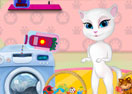 Talking Angela Washing Toys