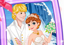 Princess Anna Wedding Invitation