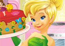 Tinkerbell Fairy Cooking Fairy Cake