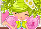 Pix E. Flutters Dress Up Game