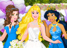 Disney Princess Bridesmaids