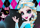 Elsa Monster High