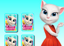 Talking Angela Memory Cards