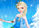 Elsa Rainy Day