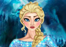 Frozen Elsa Dressup and Hairstyle