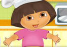 Dora Baking Crackers