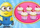 Cooking Trends Minions Choco Cupcakes