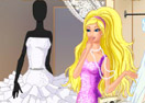 Barbie at Bridal Boutique