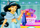 Princess Jasmine Housekeeping Day