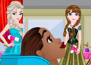Frozen Princess Hair Salon