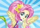 My Little Pony Fluttershy 6 Diff