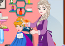 Disney Princess Hair Salon