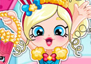 Shopkins Shoppies Popette Dress Up