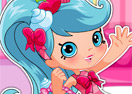 Shopkins Shoppies Jessicake Dress Up