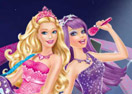 Barbie The Princess & The Popstar