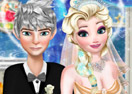 Jack and Elsa Perfect Wedding