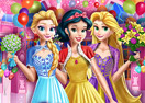 Princess Birthday Party