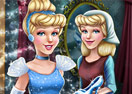 Cinderella Princess Transform