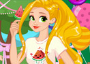 Rapunzel Sweet Summer Party