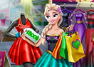 Ice Queen Realife Shopping