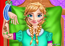 Anna And Rapunzel Surgery