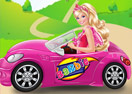 Barbie New Car