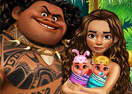 Moana's Baby Twins Birth