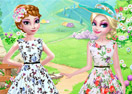 Princess Spring Tour Fashion