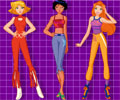 Totally Spies Dress Up